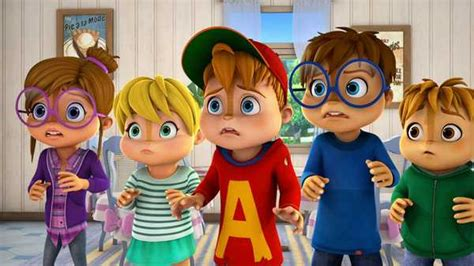 Avins Got A Brand New Bag by Alvinnn And The Chipmunks Episodes The