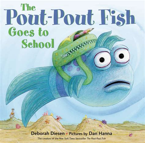 libro the pout pout fish pout pout author spotlight deborah diesen and a giveaway