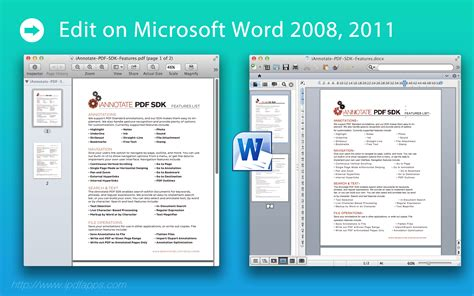 convert pdf to word vietnamese pdf to word ipdfapps software