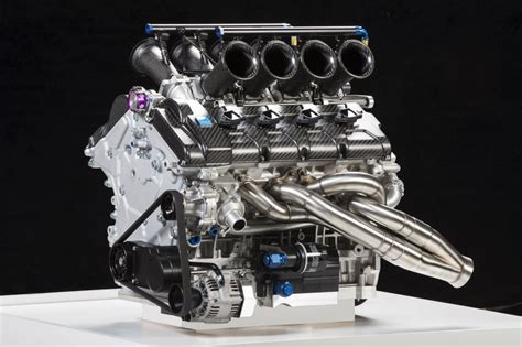 Volvo V8 Race engine