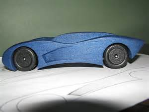 a soup 231 on of the wright pinewood derby