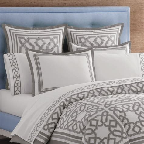 jonathan adler bedroom jonathan adler bedding parish gray duvet cover or set