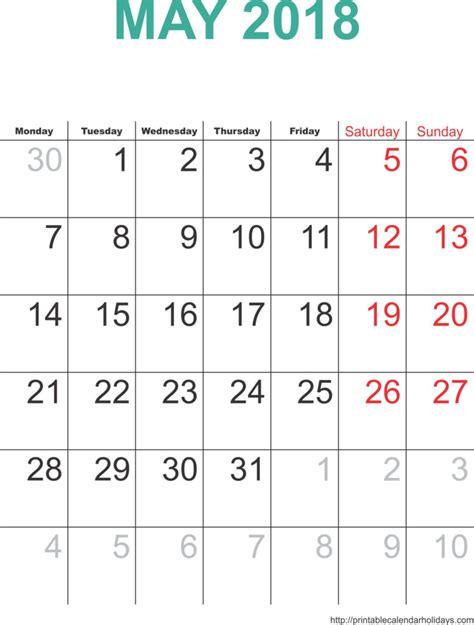 best free online printable calendar top 15 calendar 2018 templates printable 2018 calendar