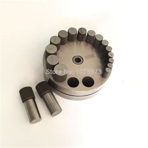 tools for metal jewelry high quality mould steel jewelry metal tool jewelers disc
