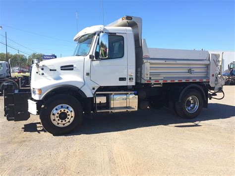 truck ohio volvo dump trucks in ohio for sale 15 used trucks from 18 000