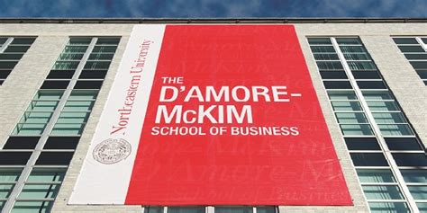 Northeastern Mba Deadline by Northeastern S D Mckim School Of Business