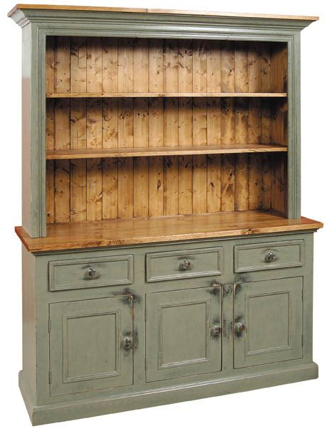Kitchen Buffet Hutch Furniture Why White Kitchen Cabinets Are The Right Choice The Decorologist