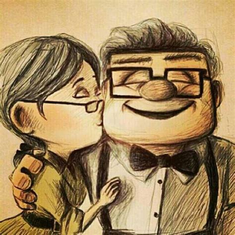 imagenes de up carl y ellie up una aventura de altura fotograf 237 a pinterest