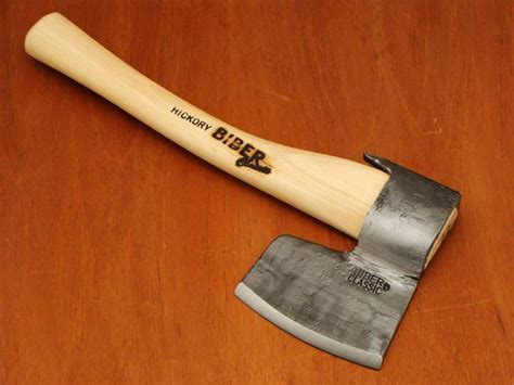 mueller woodworking small broad axe biber classic by mueller outdoors