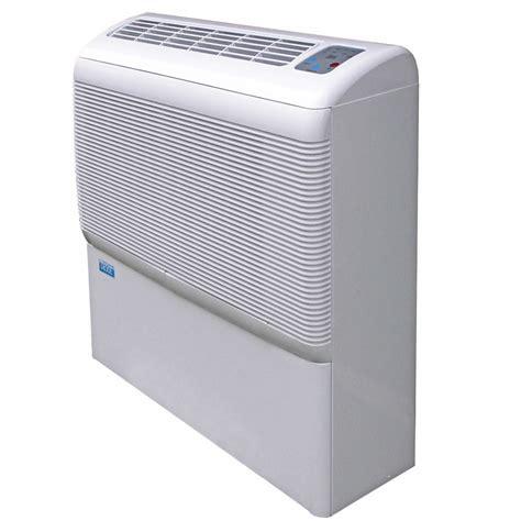 wall mounted dehumidifier for basement d850 wall mount rotary compressor dehumidifier 65l ecor