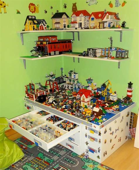 kinderzimmer le junge lego schrank aufbewahrung kinderzimmer