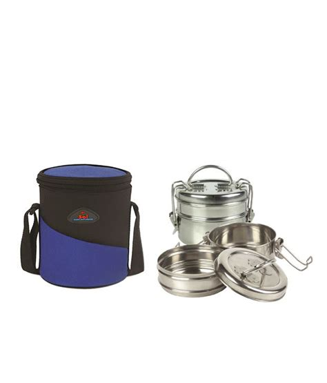 Lunch Set Homio sai home appliances lunch set 2 pcs buy at best price in india snapdeal