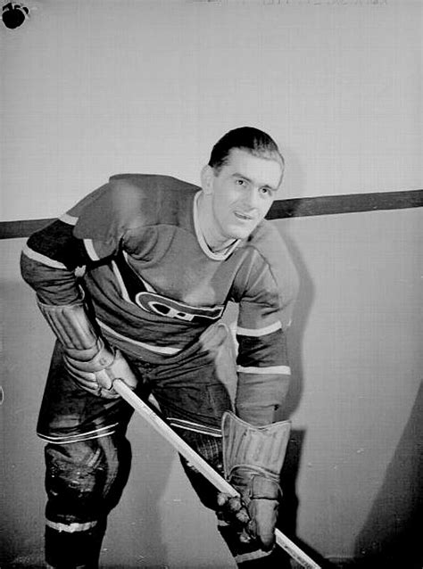 hockey biography in english maurice richard simple english wikipedia the free