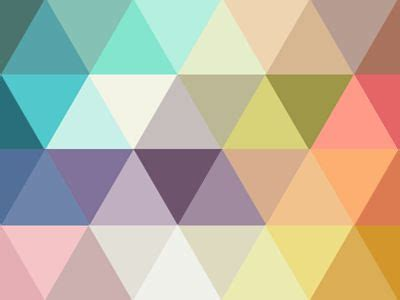 color pattern 25 best ideas about triangle pattern on