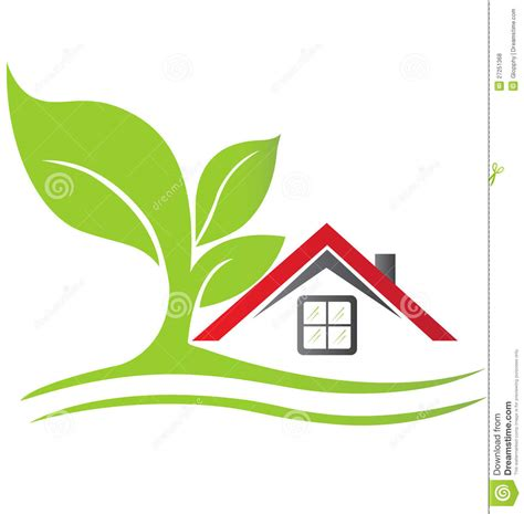 real estate house pictures real estate house logo vector royalty free stock photos image 27251368