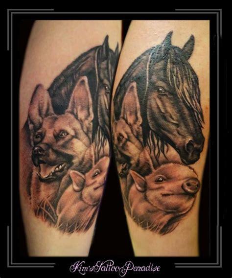 hond kim s tattoo paradise