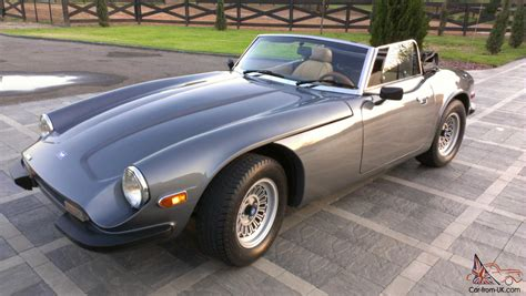 Tvr Roadster 1979 Tvr 3000s Roadster Awesome