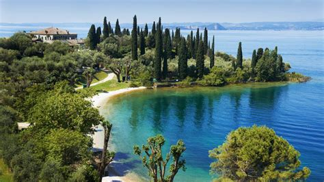 image gallery lake garda summer