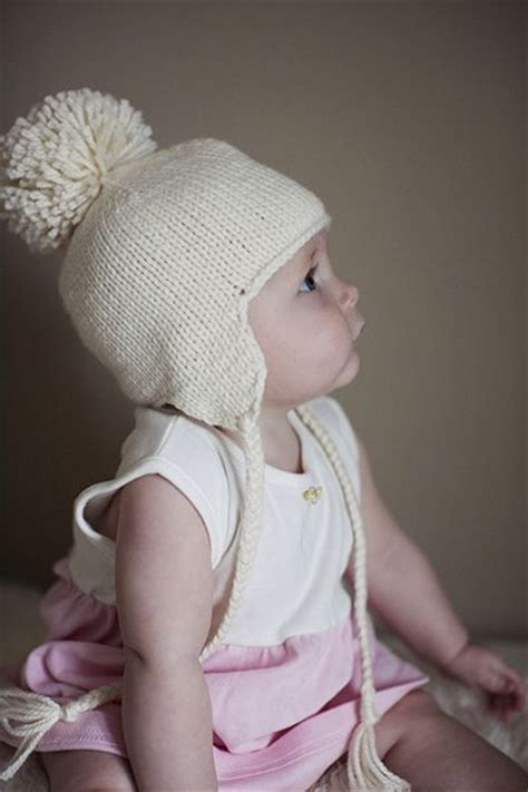 knit hat with ear flaps pattern free the world s catalog of ideas
