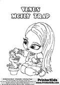 monster high coloring pages baby and pet monster high baby coloring pages baby nefera de nile