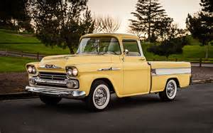 1958 chevy cameo carrier
