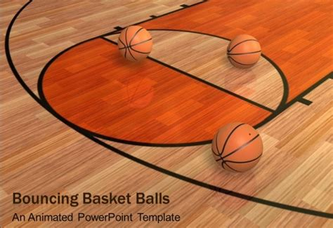 basketball templates basketball powerpoint template images