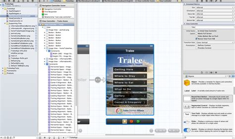 layout ios xcode scale images and buttons of layout in xcode stack overflow