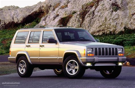 cherokee jeep 2001 jeep cherokee 1997 1998 1999 2000 2001 autoevolution