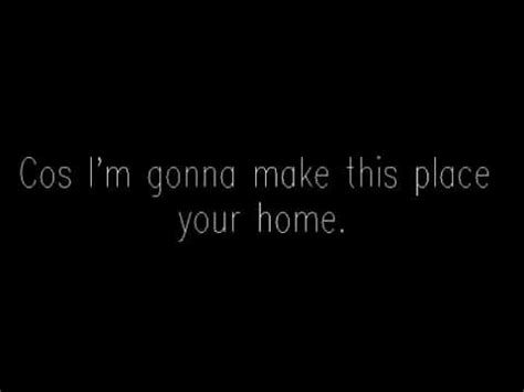 home phillip phillips lyric