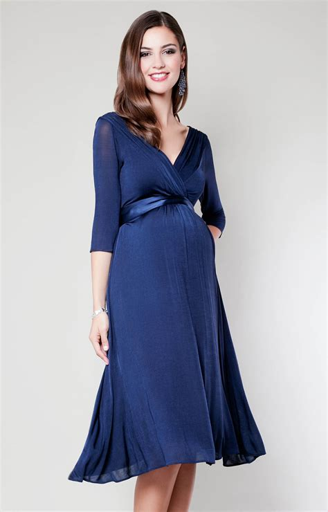 maternity party dress long willow maternity dress midnight blue maternity wedding