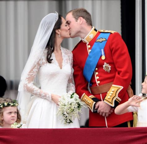 Hochzeit William Kate by Royal Wedding Was Die K 246 Rpersprache Kate Und William