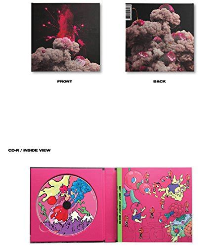 Nct127 3rd Mini Album Nct 127 Cherry Bomb 1 nct 127 nct 127 cherry bomb 3rd mini album cd photobook folded poster gift photocard