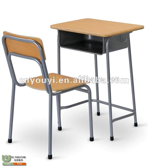 Single School Desk And Chair View Table Ue Product School Desk And Chair