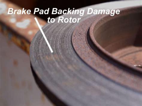 signs  warn  warped rotors