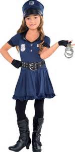 infant halloween costumes party city toddler girls cop costume party city