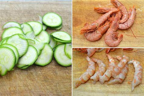 come cucinare zucchine come si cucina zucchine e gamberetti ricette popolari
