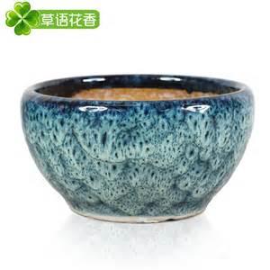 Ceramic Flower Pots Ceramic Flower Pot Large Blue Ceramic Flower Pot Circle