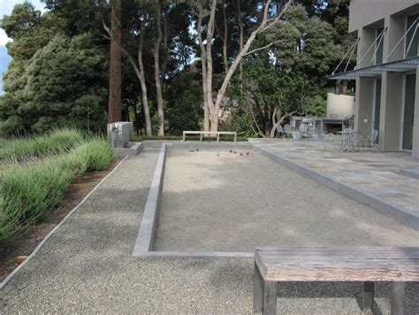 Backyard Bocce Court by Bocce Court Bocce