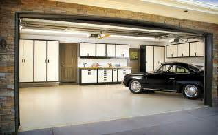 garage cabinets can make the garage look complete home
