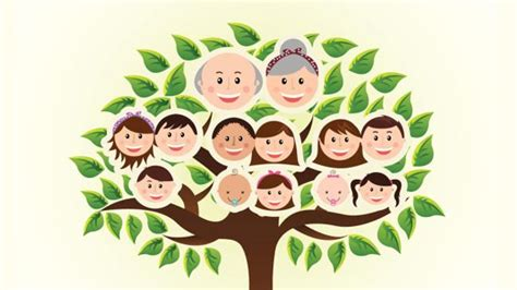 Family Records Questionnaire For A Genealogy Familytree