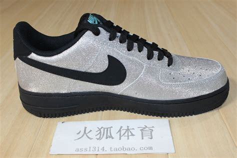 Nike Airforce One Gliter 1 nike air 1 low quest sneaker bar detroit