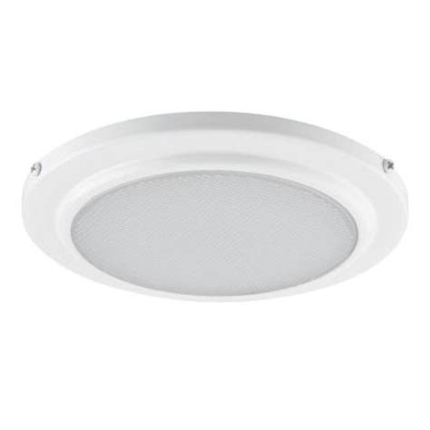Shower Light Fixture Home Depot by Globe Electric 5 In White Recessed Shower Light Fixture