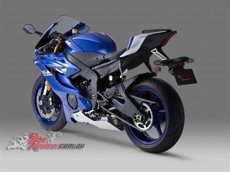 Yamaha Motorrad R6 by 2017 Yamaha Yzf R6 Updated Bike Review