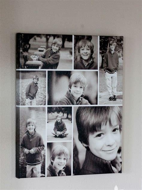 Collage Auf Leinwand Basteln 1273 by 100 Fotocollagen Erstellen Fotos Auf Leinwand Selber Machen
