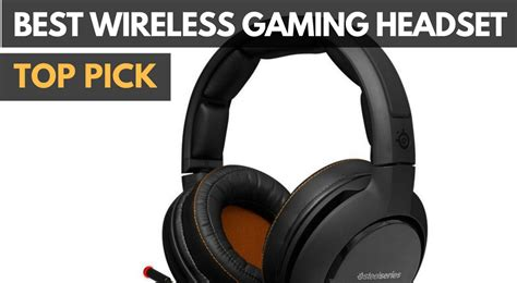 the best headset for gaming best wireless gaming headset 2018