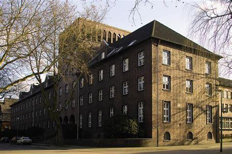 architekt gelsenkirchen architektur der klassischen moderne in gelsenkirchen