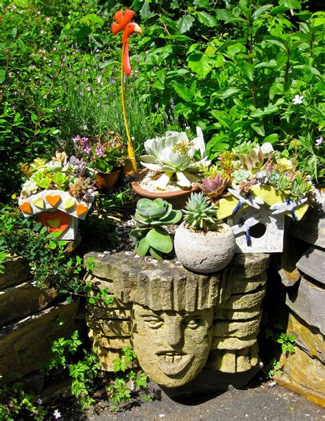 Beautiful Planters by Beautiful Garden Planters By Cleo Pirtle This And That