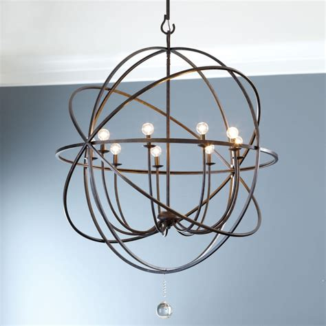 Ballard Designs Orb Chandelier Pin By Kristen Gibson On For The Home