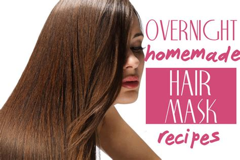 diy hair care best hair masks for hair bellatory best overnight hair masks