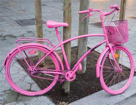 free photo bicycle pink bike lifestyle free image on